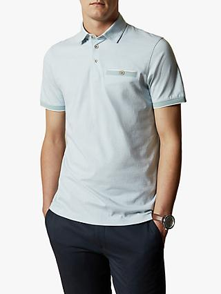 Ted Baker Bloke Pocket Short Sleeve Polo Shirt