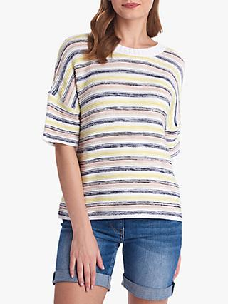 Barbour Harbourside Stripe Jumper, Multi