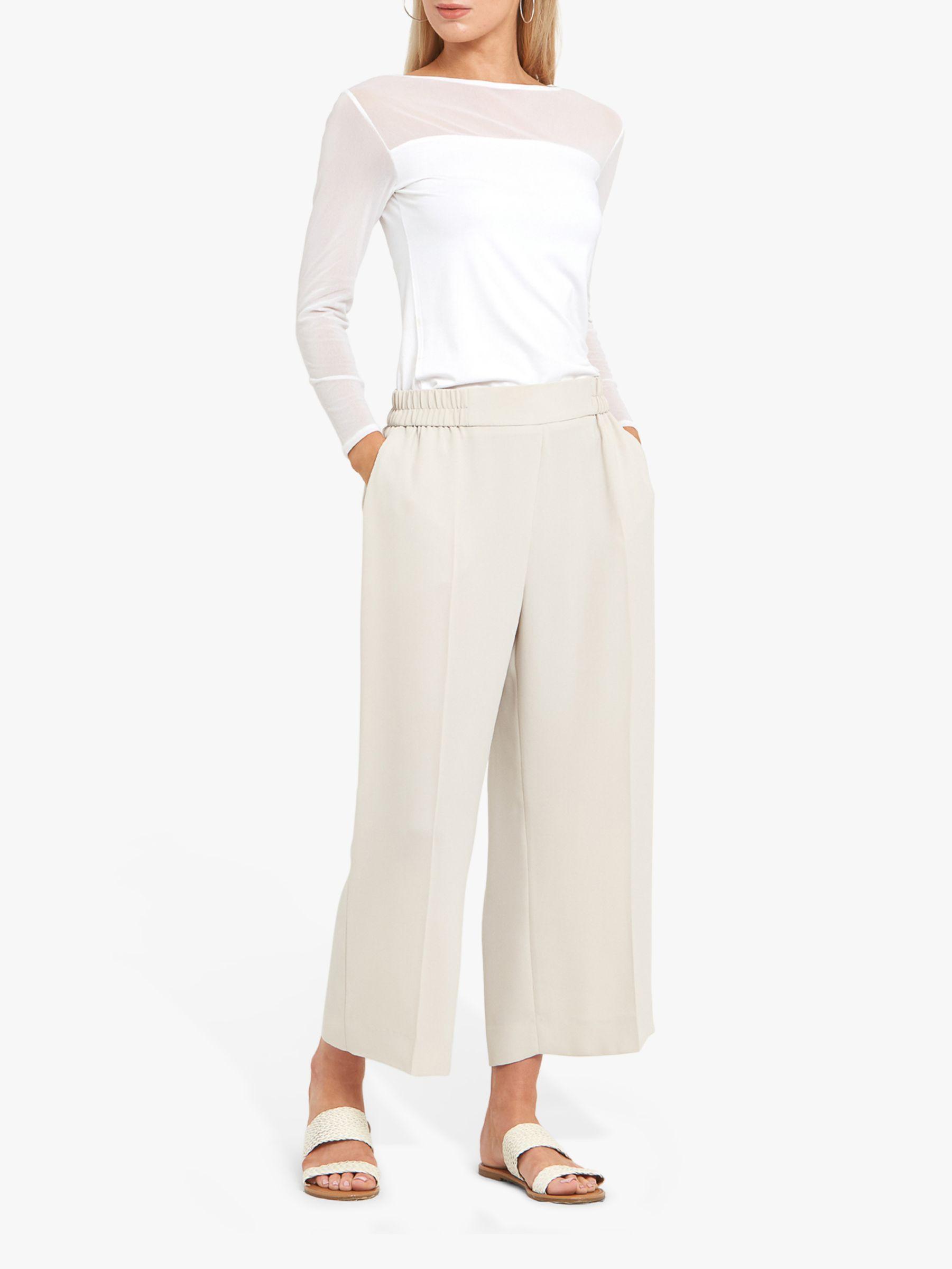 Helen McAlinden Helen McAlinden Aaliyah Long Sleeved Top, White