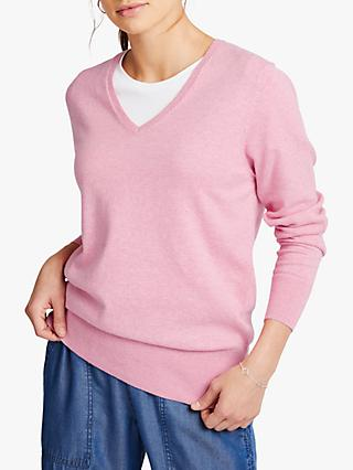 NRBY Lulu Cotton Cashmere Knit Sweater