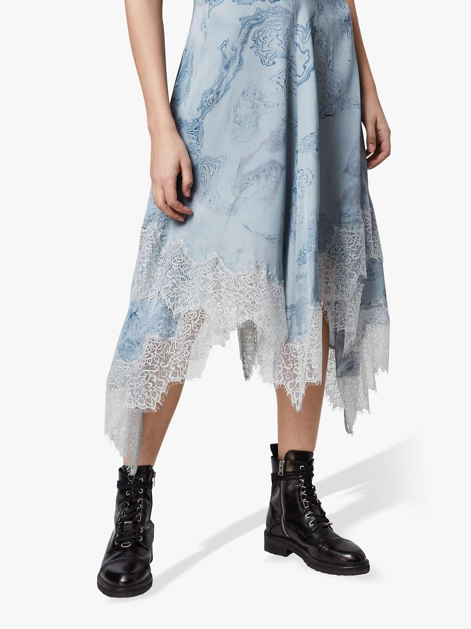AllSaints Skylar Hatsukoi Lace Trim