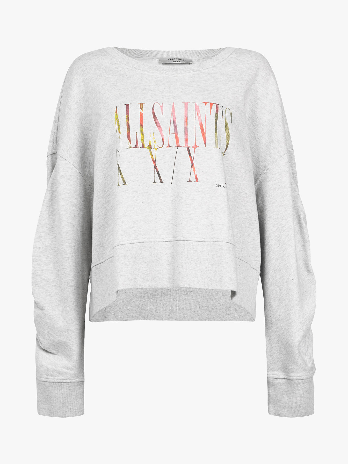 AllSaints Express Marna Typography