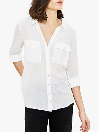 Oasis Dobby Detail Shirt