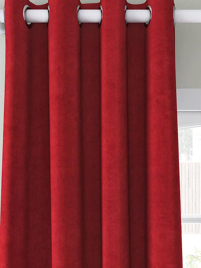 John Lewis Partners Velvet Pair Lined, How To Wash Cotton Velvet Curtains