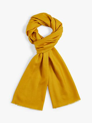 Jigsaw Wool and Silk Pashmina Scarf