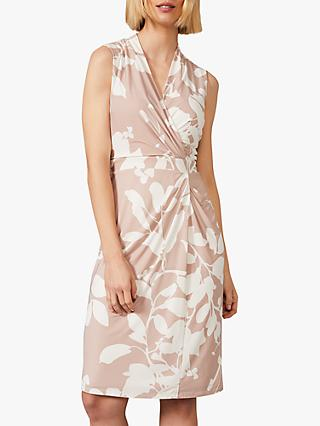 Phase Eight Rose Floral Shift Wrap Dress