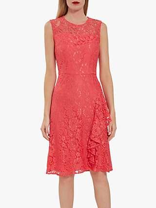 Gina Bacconi Lilita Frill Dress