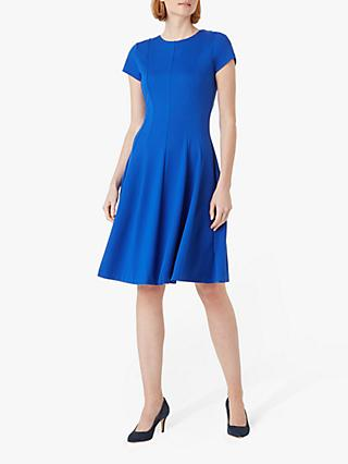 Hobbs Tessa Dress, Blue