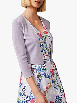 Phase Eight Salma Jacket, Lavender