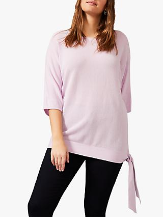 Studio 8 Savannah Sparkle Top, Lilac