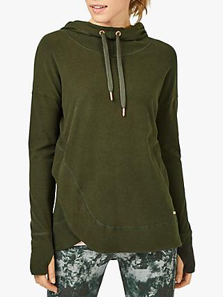 Sweaty Betty Escape Luxe Hoodie