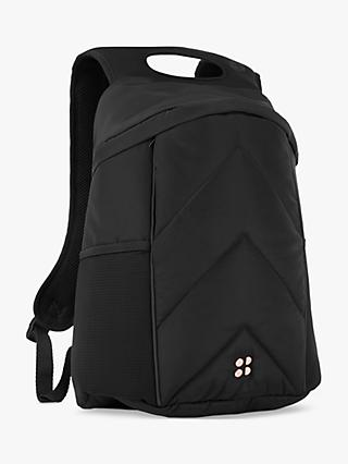 Sweaty Betty Icon Running Backpack, Black