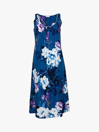 Eliza Floral Print Long Nightdress