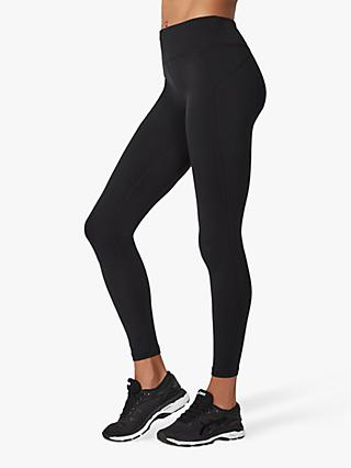 Sweaty Betty Contour Gym Leggings, Black