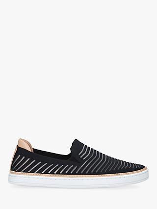UGG Sammy Breeze Slip On Fabric Trainers