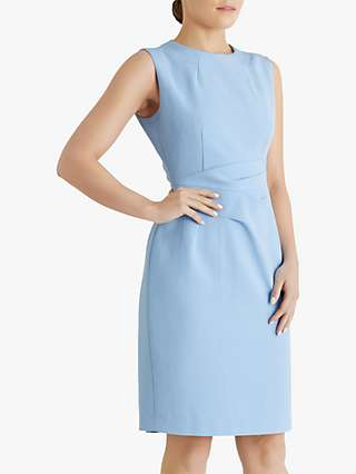 Fenn Wright Manson Petite Martine Mini Dress, Pale Blue
