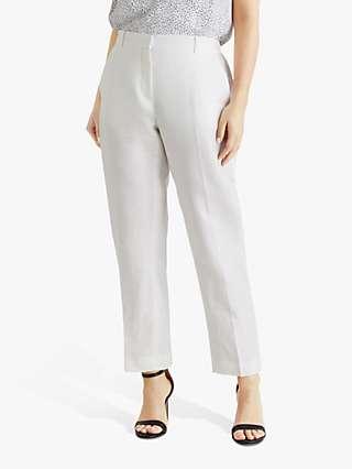 Fenn Wright Manson Petite Ariane Trousers, Ivory