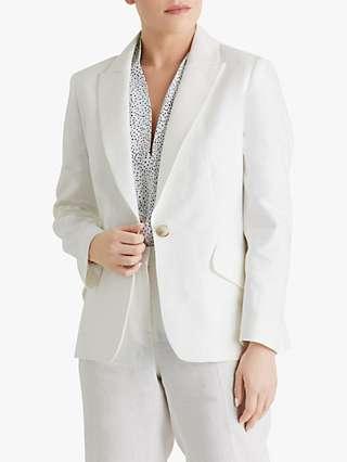 Fenn Wright Manson Petite Ariane Jacket, Ivory