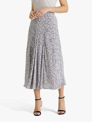 Fenn Wright Manson Diane Abstract Print Skirt, Confetti Print
