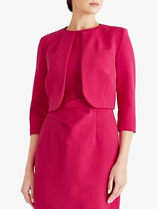 Fenn Wright Manson Martine Jacket, Raspberry