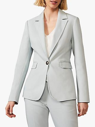 Phase Eight Ulrica Suit Jacket, Soft Blue