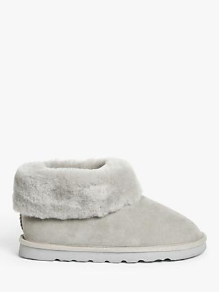 John Lewis & Partners Sheepskin Boot Slippers