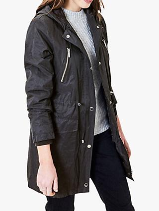 Oasis Hooded Raincoat