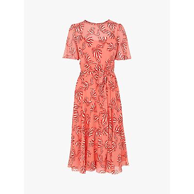 L.K.Bennett Mimi Dress, Pink/Multi