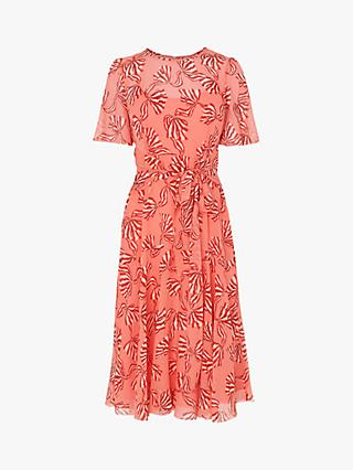 L.K.Bennett Mimi Dress, Pink/Multi