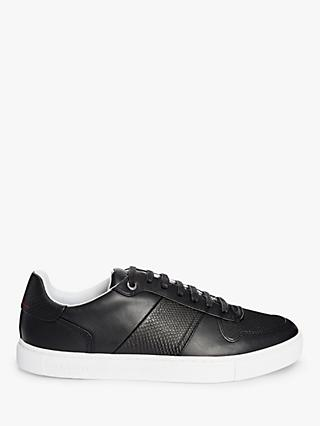 Ted Baker Coppol Branded Leather Trainers