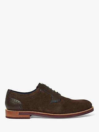 Ted Baker Deekun Leather Derby Shoes