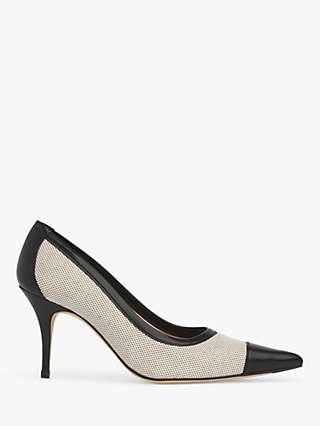 L.K.Bennett Fern Stiletto Heel Court Shoes, Multi