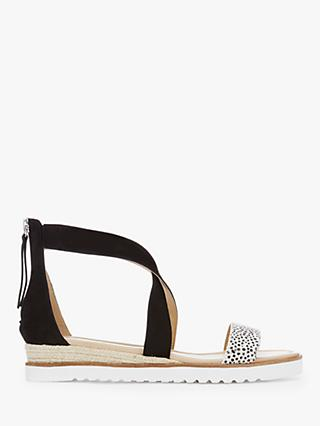 Mint Velvet Verity Cross Strap Sandals