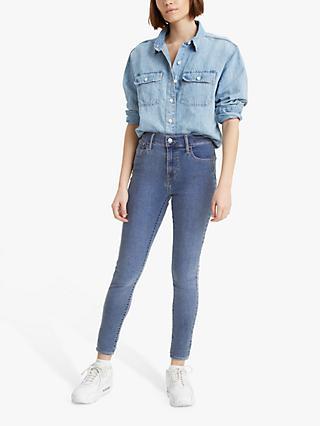 LEVI/'S Women/'s Original Boot-Cut Jeans size W26 L32 Black