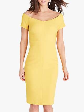 Damsel in a Dress Angalina Mini Dress, Mustard