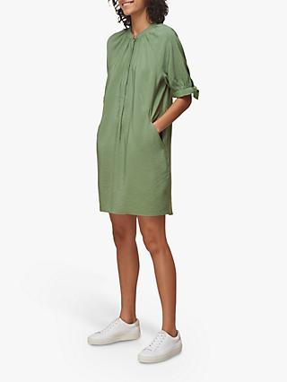 Whistles Celestine Shift Dress, Green