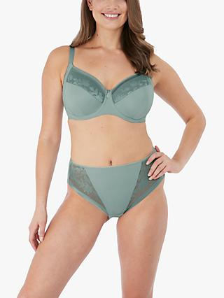 Fantasie Illusion Underwired Side Support Bra, Green