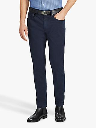Polo Ralph Lauren Prospect Stretch Cotton Twill Chinos, Navy