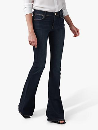 FRAME Le High Flare Jeans, Sutherland