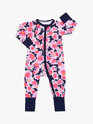 Bonds Baby Daisy Day Wondersuit, Navy