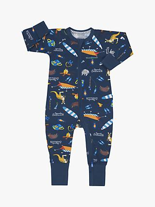 Bonds Baby Bushwalk Wondersuit, Dark Blue