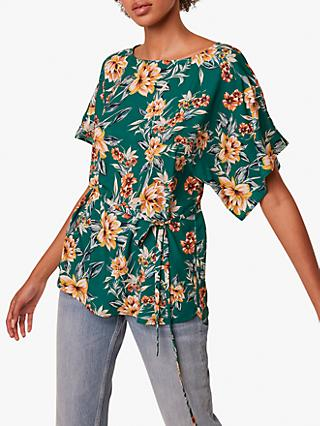 French Connection Claribel Floral Top