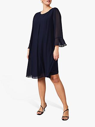 Studio 8 Skyler Swing Dress, Navy