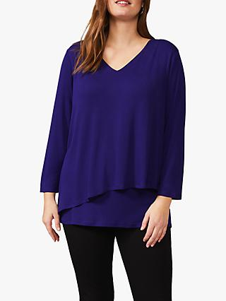 Studio 8 Talia Double Layer Top