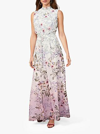 Phase Eight Wilhelmina Floral Maxi Dress, Multi