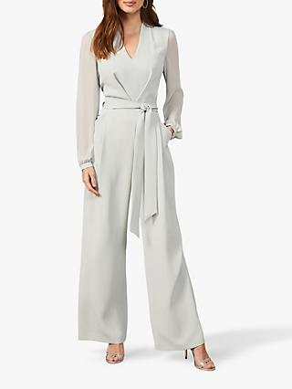 Phase Eight Audrey Jumpsuit, Peppermint