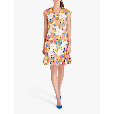 Damsel in a Dress Sietta Floral Print Dress, Multi
