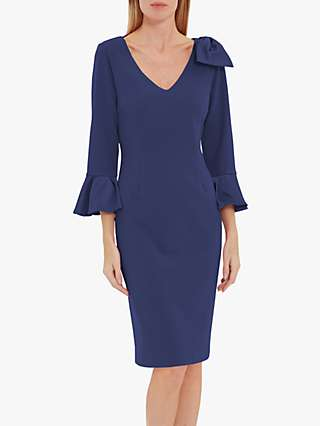 Gina Bacconi Caliana Midi Dress