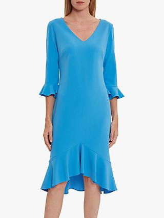 Gina Bacconi Daphne Midi Dress
