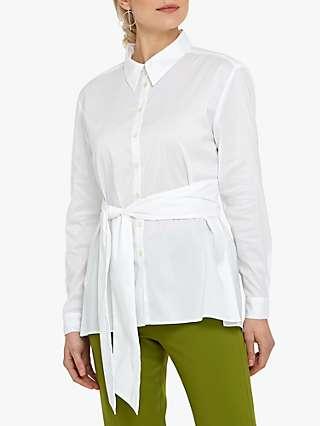 Helen McAlinden Siobhan Shirt, White